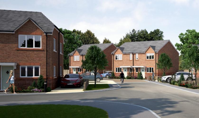 HCD17 Parkside, Sandbach, Cheshire