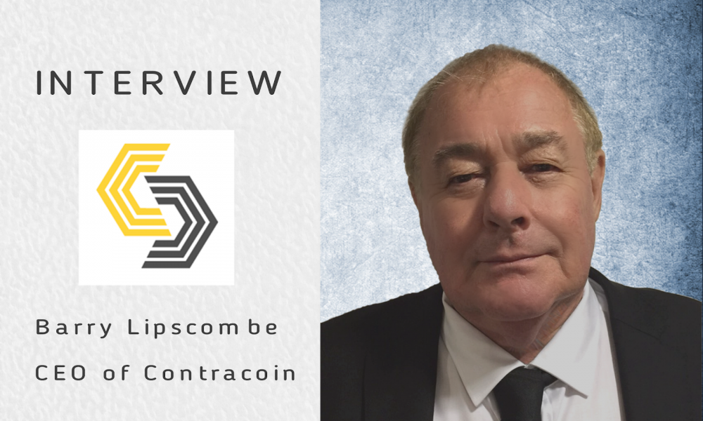 Blockchain Technology In Real Estate: Interview With Barry Lipscombe CEO and founder of Contracoin