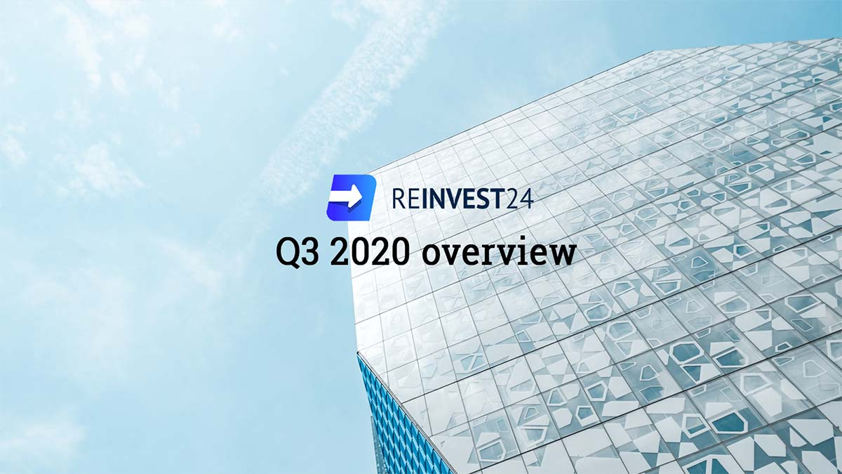 Q3 2020 property overview